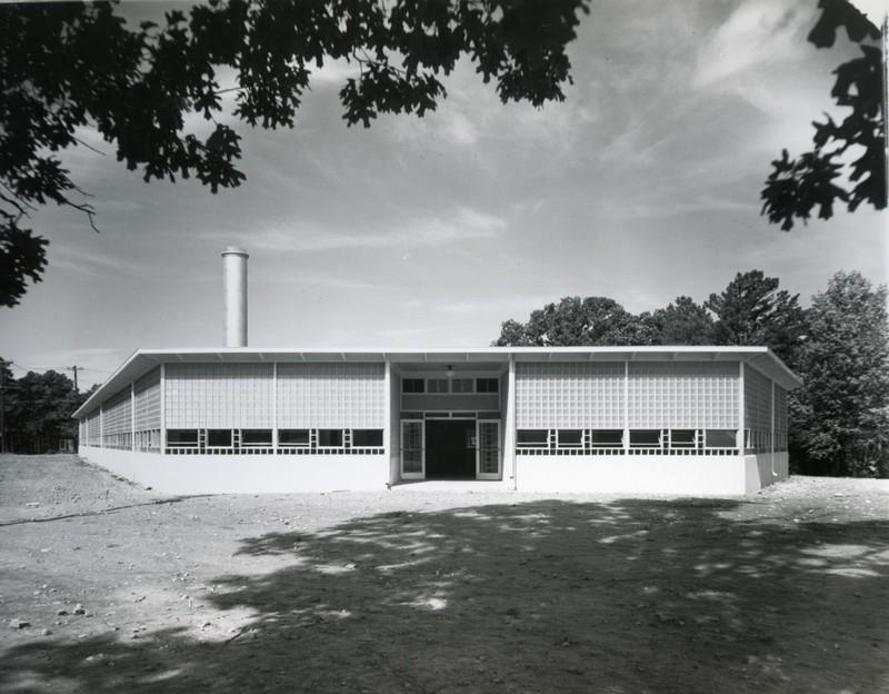 New Eureka Springs School, 44 Kingshighway. September 1951